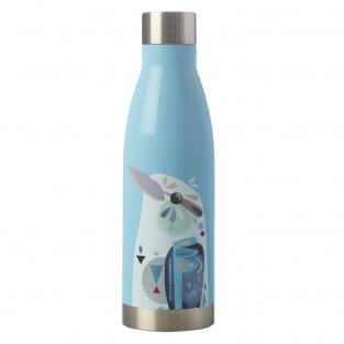 PETE CROMER Trinkflasche 500 ml, Kookaburra, Edelstahl