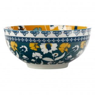 RHAPSODY Schale Blaugrün, 16 cm, Porzellan