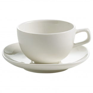 BISOU Espressotasse mit Untertasse, Porzellan