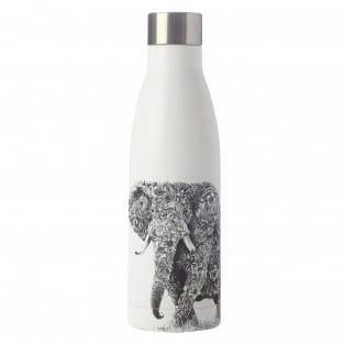 MARINI FERLAZZO Trinkflasche 500 ml, Elephant, Edelstahl