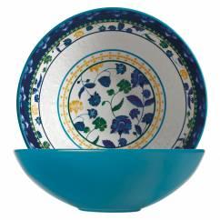 RHAPSODY Schüssel Blau, 30 cm, Keramik, in Geschenkbox