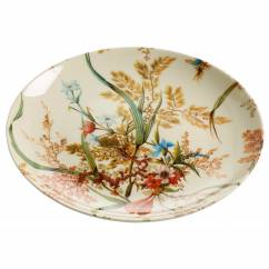 KILBURN Teller Cottage Blossom, 20 cm, Bone China Porzellan, in Geschenkbox