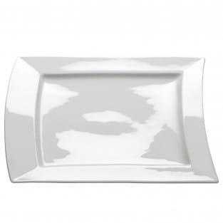 SWAY Platte 30,5 cm, Porzellan
