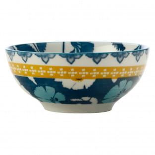 RHAPSODY Schale Blaugrün, 10 cm, Porzellan