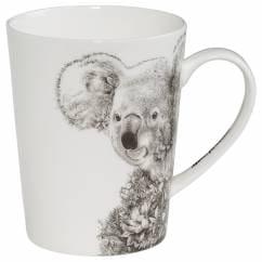MARINI FERLAZZO Becher Koala, Premium-Keramik, in Geschenkbox