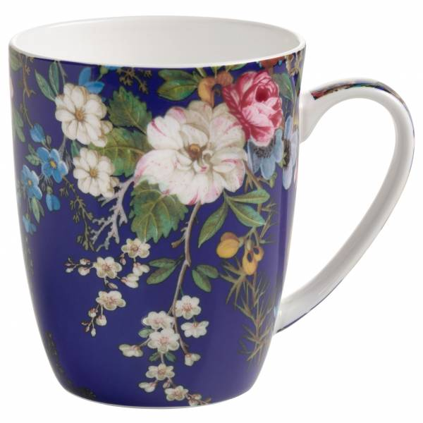 KILBURN Becher Floral Muse, Bone China Porzellan, in Geschenkbox