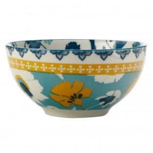 RHAPSODY Schale Blau, 12,5 cm, Porzellan
