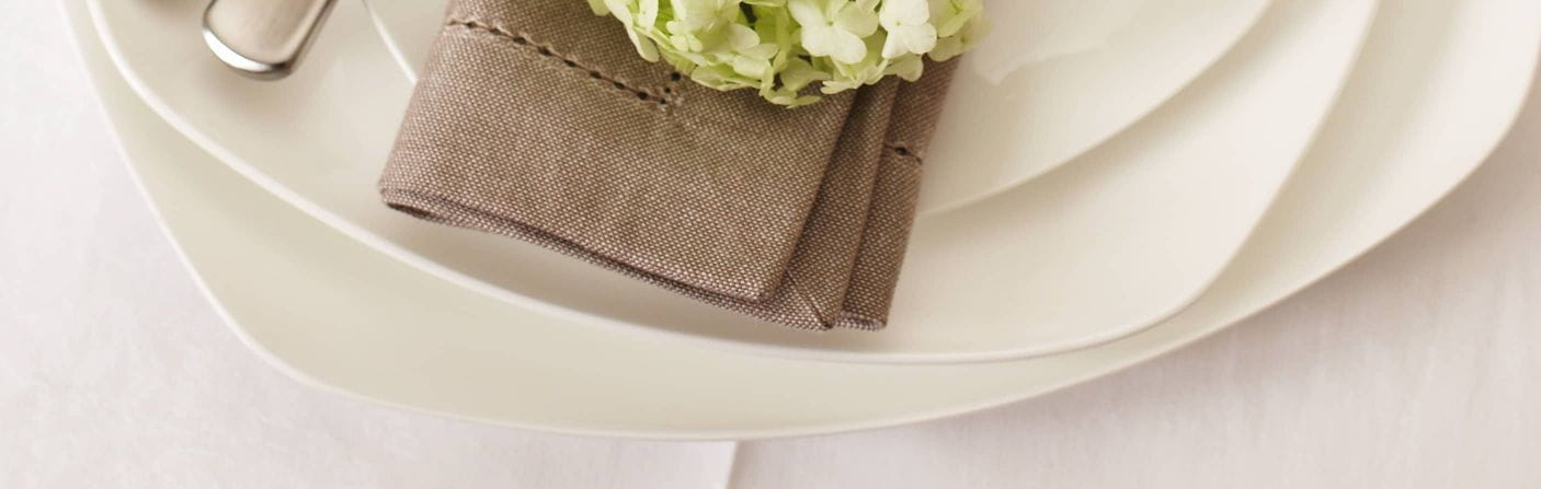 Cashmere Square – Bone China Porzellan