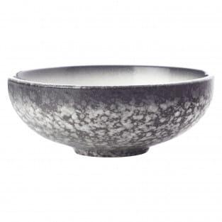 CAVIAR GRANITE Schale 15,5 x 6 cm, Premium-Keramik
