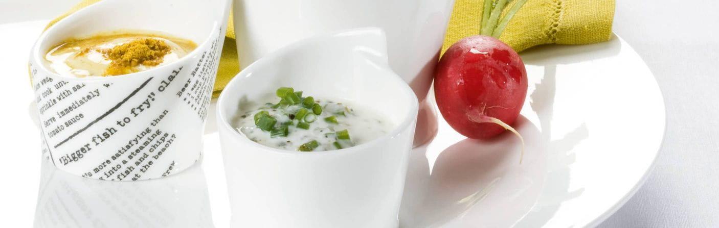 Dipschälchen – Dips, Saucen oder Chutney?