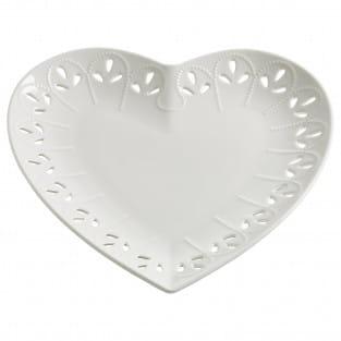 LILLE Platte 22 cm, Porzellan, in Geschenkbox