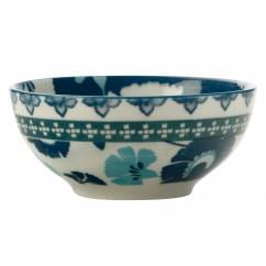RHAPSODY Schale Blau, 10 cm, Porzellan