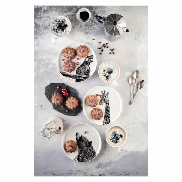 MARINI FERLAZZO Teller 20cm, Koala, Premium-Keramik, in Geschenkbox