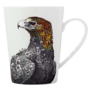 MARINI FERLAZZO Becher Eagle, Premium-Keramik, in Geschenkbox