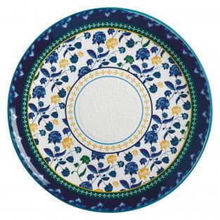 RHAPSODY Platte Blau, 36,5 cm, Keramik, in Geschenkbox