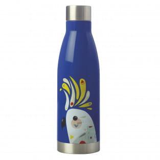 PETE CROMER Trinkflasche 500 ml, Cockatoo, Edelstahl