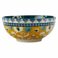 RHAPSODY Schale Blau 16 cm, Porzellan