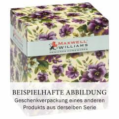 ROYAL OLD ENGLAND Becher Herbstrose, Bone China Porzellan, in Geschenkbox