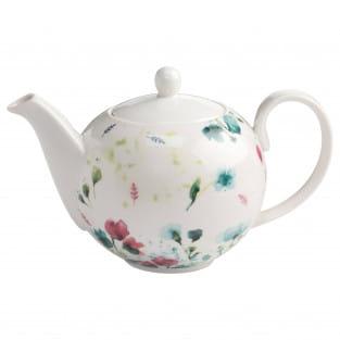 PRIMAVERA Teekanne 1 l, Premium-Keramik, in Geschenkbox