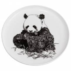 MARINI FERLAZZO Teller 20cm, Giant Panda, Premium-Keramik, in Geschenkbox