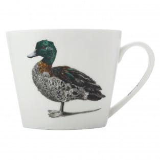 MARINI FERLAZZO Becher Duck, Premium-Keramik, in Geschenkbox