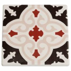 MEDINA Untersetzer Bahia, 9,5 cm, Keramik - Kork