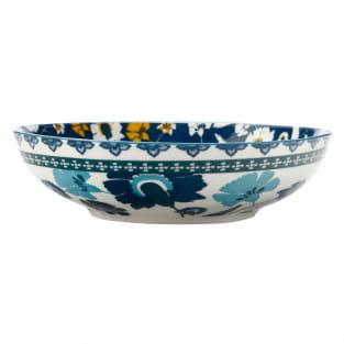RHAPSODY Schale Blau, 20 cm, Porzellan