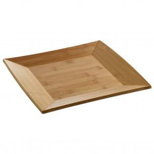 EAST MEETS WEST BAMBOO Platte 30 cm, Bambus, in Geschenkbox
