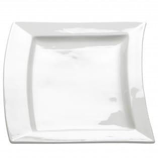 SWAY Platte 25,5 cm, Porzellan